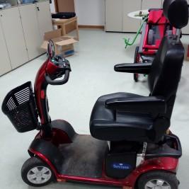 Elektro – Scooter Sovrana