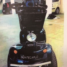 Elektro – Scooter Montecarlo