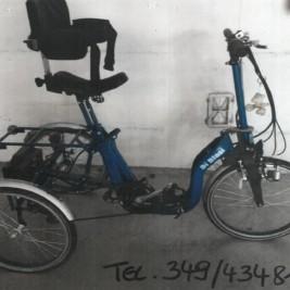 Dreirad der Marke Di Blasi