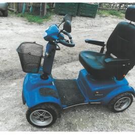 Elektro Scooter Vermeiren Titan