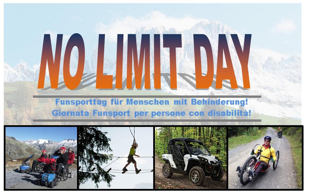 """Giornata Funsport """"NO LIMIT DAY"""" – Un Evento con grande Successo"""