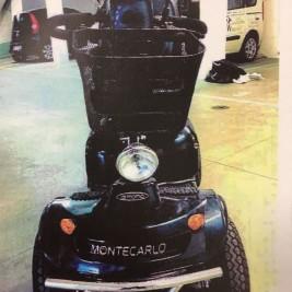 Scooter elettrico Montecarlo
