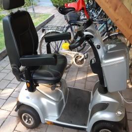 Scooter elettrico Invacare Orion