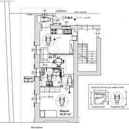 Affitto appartamento senza barriere architettoniche a Bolzano