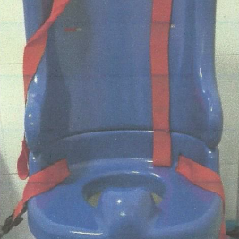 rialzo WC per bambini